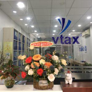 VTAX chúc mừng ngày phụ nữ Việt Nam