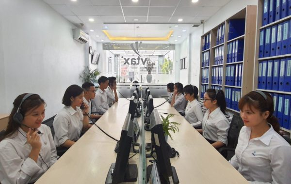 Các tổng đài viên của VTAX Hỗ trợ tư vấn online miễn phí cho người nộp thuế