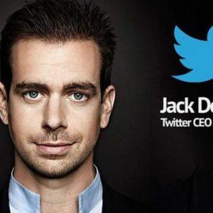 CEO Jack Dorsey