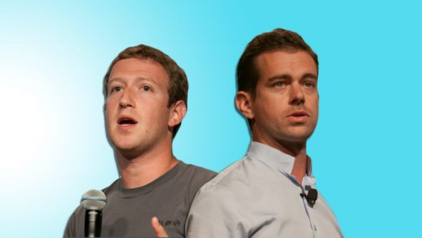 Mark-Zuckerberg-vs-Jack-Dorsey