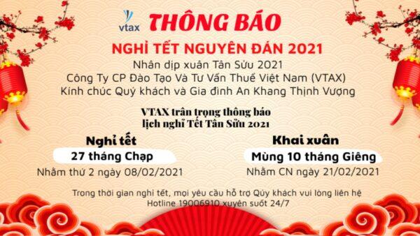 200105 TB NGHI TET NGUYEN DAN